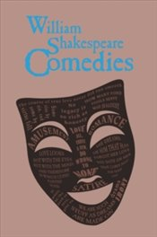 William Shakespeare Comedies - Shakespeare, William