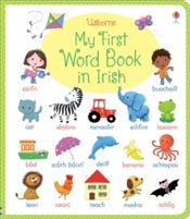 My First Word Book in Irish - Brooks, Felicity