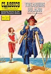 Treasure Island - Stevenson, Robert Louis