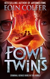 Fowl Twins - Colfer, Eoin