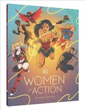 DC : Women Of Action  - Fontana, Shea