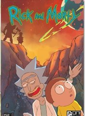 Rick and Morty 16 - Gorman, Zac