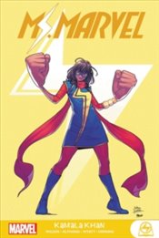 Ms. Marvel : Kamala Khan - Wilson, G. Willow