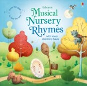 Musical Nursery Rhymes  - Brooks, Felicity