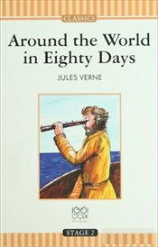 Around the World in Eighty Days : Stage 2 - Verne, Jules