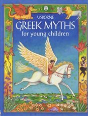 Greek Myths for Young Children  - Amery, Heather