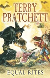 Equal Rites : Discworld Novel 3 - Pratchett, Terry