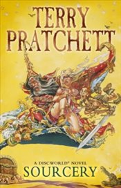 Sourcery : Discworld Novel 5 - Pratchett, Terry