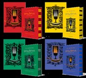 Harry Potter and the Goblet of Fire : Gryffindor, Hufflepuff, Slytherin and Ravenclaw Editions  - Rowling, J. K.