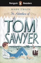Penguin Readers Level 2 : The Adventures Of Tom Sawyer - Twain, Mark