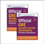 Official GRE Value Combo -