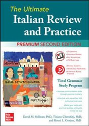 Ultimate Italian Review and Practice : Premium Second Edition - Stillman, David M.