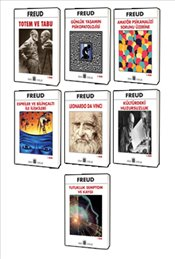Freud Klasikleri : 7 Kitap Set 1 - Freud