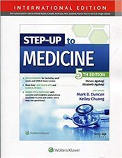 Step-Up to Medicine 5e - Agabegi, Steven S.