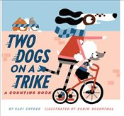 Two Dogs On A Trike - Snyder, Gabi