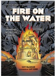 Fire On The Water - Macgregor, Scott