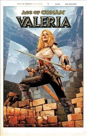 Age of Conan : Valeria - Finch, Meredith