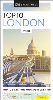 London : DK Eyewitness Top 10 Travel Guide 2020 -
