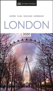 London : DK Eyewitness Travel Guide 2020 -