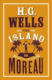 Island of Dr Moreau  - Wells, H. G.