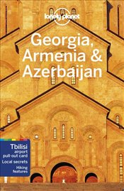 Georgia, Armenia and Azerbaijan -LP-6e -