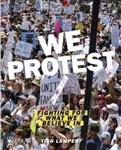 We Protest - Lampert, Tish