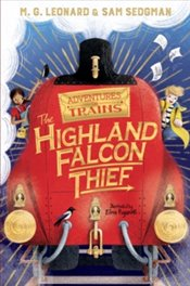 Highland Falcon Thief - Leonard, M.G.