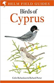 Birds Of Cyprus - Porter, Richard