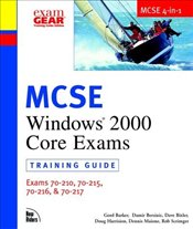 MCSE Training Guide + CD-ROM - MAIONE, DENNIS
