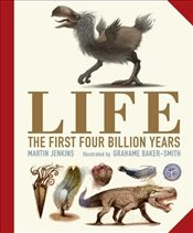 Life : The First Four Billion Years  - Jenkins, Martin