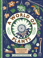 World of Plants - Jenkins, Martin