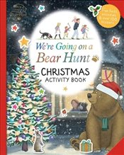 Were Going on a Bear Hunt : Christmas Activity Book -