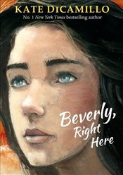 Beverly Right Here - Dicamillo, Kate