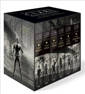Mortal Instruments Boxed Set - Clare, Cassandra
