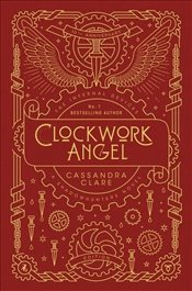 Infernal Devices 1 : Clockwork Angel - Clare, Cassandra
