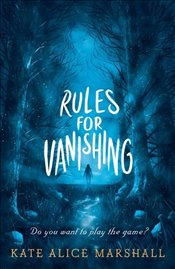 Rules for Vanishing - Marshall, Kate Alice