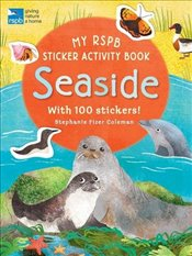 My RSPB Sticker Activity Book : Seaside - Anonymous
