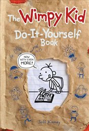Wimpy Kid Do-It-Yourself Book - Kinney, Jeff