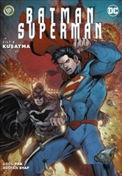 Batman/Superman Cilt 4 - Kuşatma - Pak, Greg