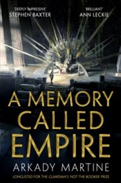 Memory Called Empire - Martine, Arkady