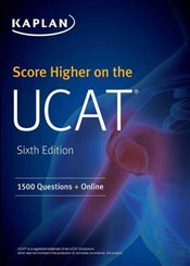 Score Higher on the UCAT 1500 Questions + Online -