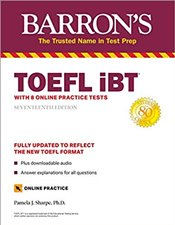 TOEFL IBT With Online Tests and Downloadable Audio - Sharpe, Pamela J.