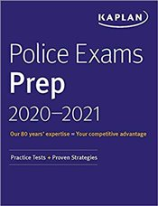 Police Exams Prep 2020-2021 : 4 Practice Tests + Proven Strategies -