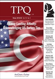 Turkish Policy Quarterly : 2020 Vol 18 No 4 - Kolektif