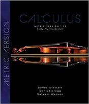 Calculus 9e : Early Transcendentals (International Metric Edition) - Stewart, James