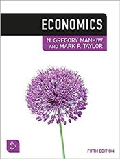 Economics 5e : Principles of Microeconomics & Principles of Macroeconomics One Vol. EMEA - Mankiw, Gregory N.