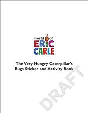 Very Hungry Caterpillars Bugs Sticker - Carle, Eric
