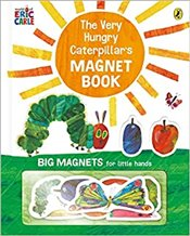 Very Hungry Caterpillars Magnet Book - Carle, Eric