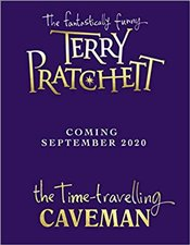Time-Travelling Caveman - Pratchett, Terry