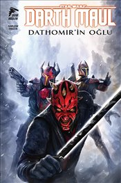 Star Wars Darth Maul : Dathomir'in Oğlu  - Barlow, Jeremy